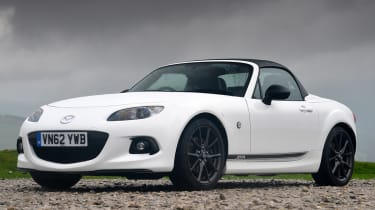 Mazda MX-5 GT Jota prices, specs and pictures