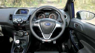 Ford Fiesta ST interior