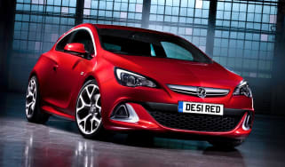 Superchips Vauxhall Astra VXR front