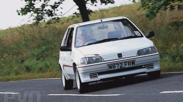 Peugeot 106 Rallye S1