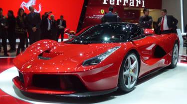 Ferrari LaFerrari front