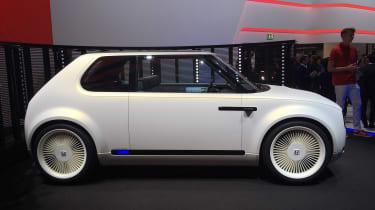 Honda Urban EV Concept live - side