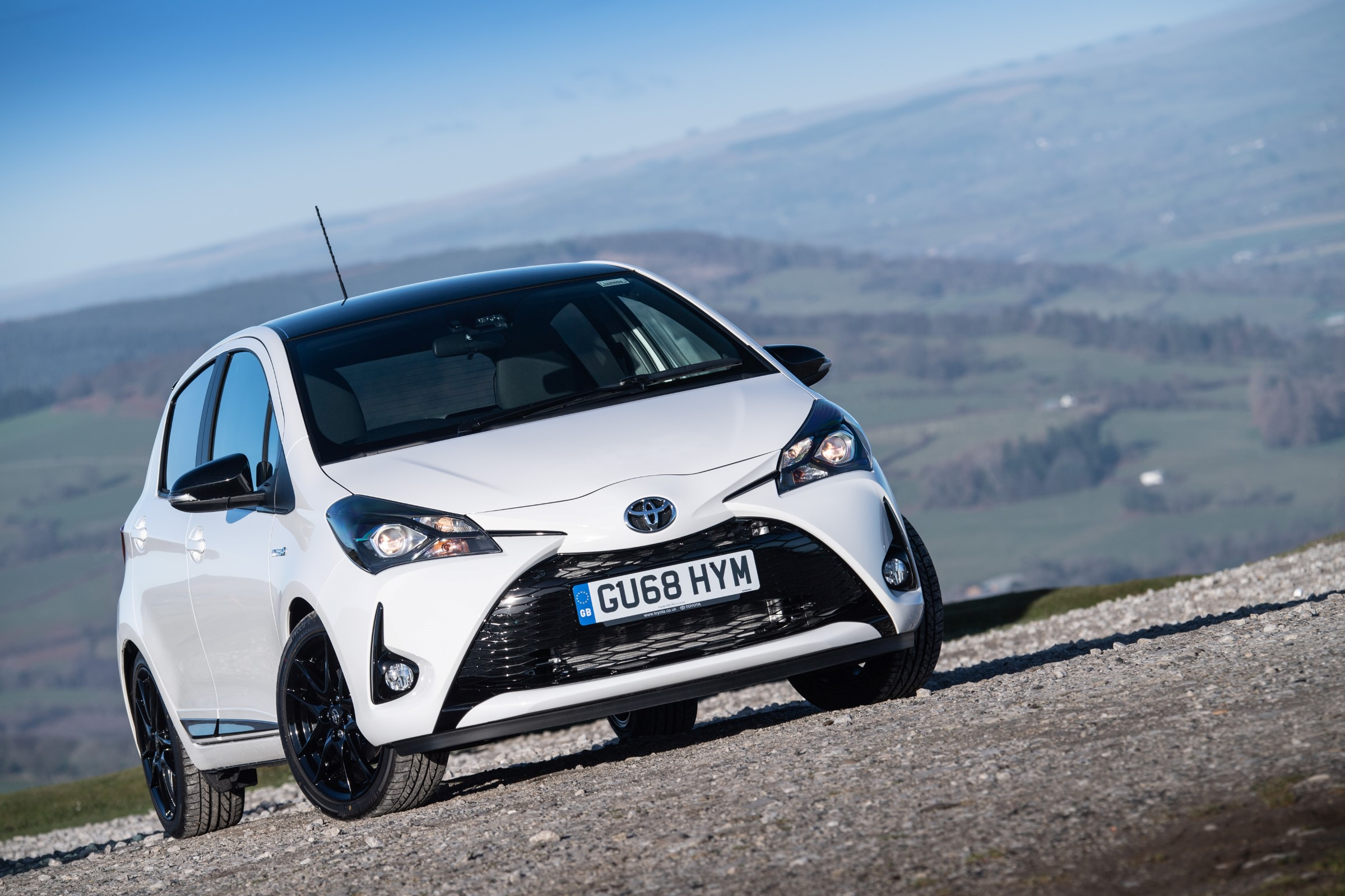 Toyota Yaris GR Sport – Suspension and interior upgrades for