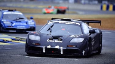 McLaren P1 GTR: New track car confirmed