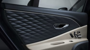 2019 Bentley Flying Spur saloon - 3D leather