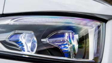 Mercedes-Benz CLS 400d headlight