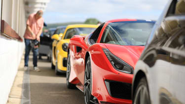 Goodwood track day 2019 - pista