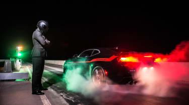 Hennessey Camaro Strip 2