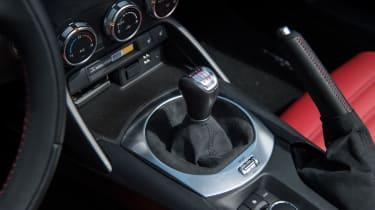 Abarth 124 Spider – steering wheel