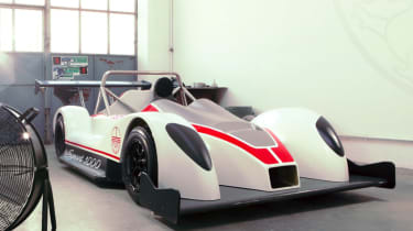 Lightweight ATS Sport 1000 launched