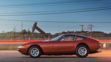 Ferrari Daytona Bill Harrah - profile