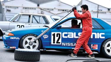 Calsonic R32 Nissan Skyline GT-R