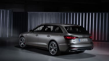2019 Audi A4 Avant - rear quarter
