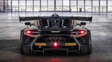 Lamborghini Huracán Super Trofeo Evo 2 – rear