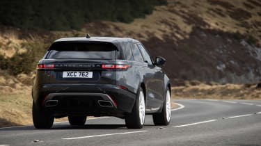2021 Land Rover Range Rover Velar – rear