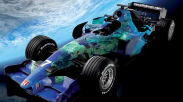 2006 Honda F1