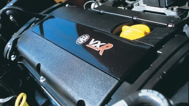 Vauxhall VXR engine