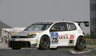 VW Golf GTI Golf24 Nurburgring 24 hour car