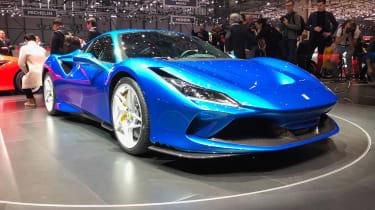 Ferrari F8 live - front quarter