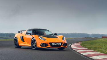 Lotus Final Editions 2021 - Exige sport 390
