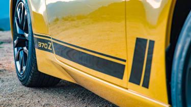 2018 Nissan 370Z Heritage Edition - Stripe