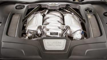 Bentley Mulsanne - bay