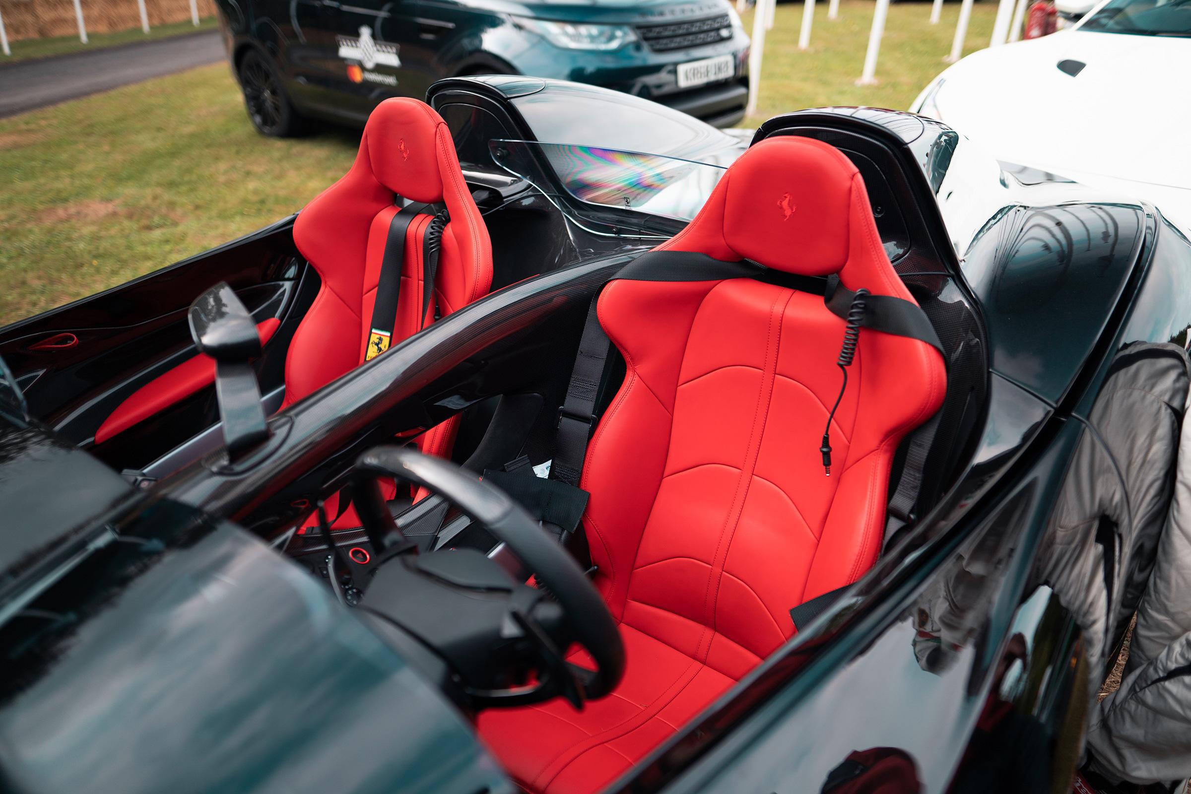 Ferrari Monza Sp1 Sp2 Pictures Evo
