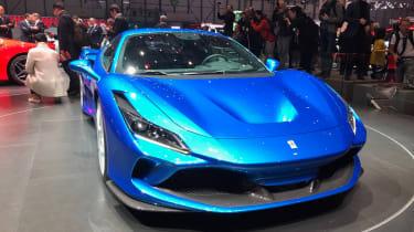Ferrari F8 live - nose