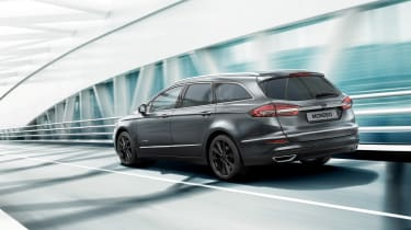 Ford Mondeo MY19 ST-Line - rear