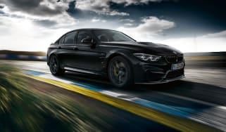 BMW M3 CS  – BMW front quarter