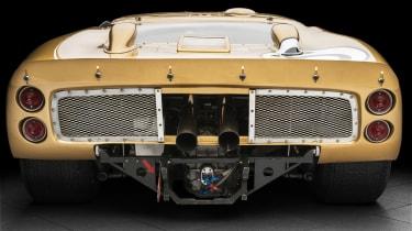 Ford GT40 – rear