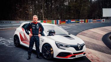 Renault Sport Megane Trophy-R record
