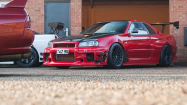 Nissan GT-R collector - R34