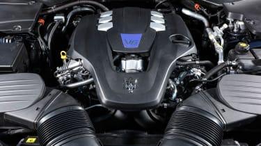 Maserati Levante MY19 GS - engine bay
