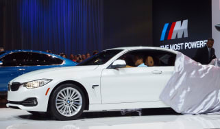 BMW 4-series Convertible revealed at LA show