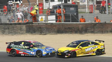BTCC 2012: Brands Hatch report