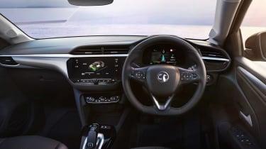 Vauxhall Corsa-e - interior