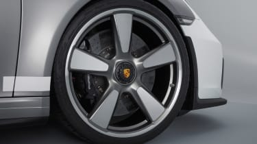 Porsche 911 Speedster - wheels