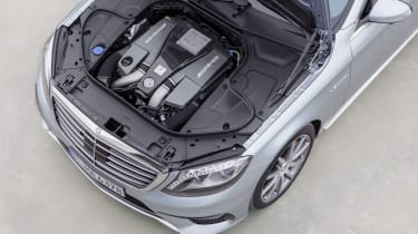 Mercedes S63 AMG pictures and specs