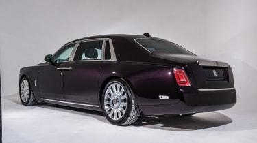 Rolls-Royce Phantom - rear three quarter