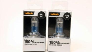 Halfords +150% Brighter