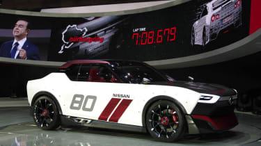 Nissan IDx GT86 rival