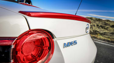 Mazda MX-5 Icon - Rear light