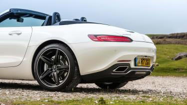 Mercedes-AMG GT Roadster – rear
