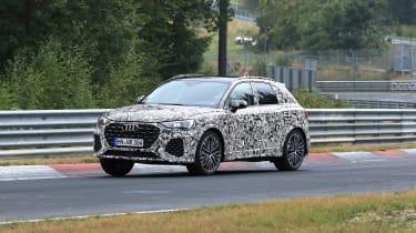 2019 Audi RS Q3 - front quarter