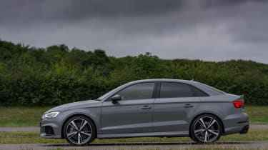 Audi RS3 Saloon - side