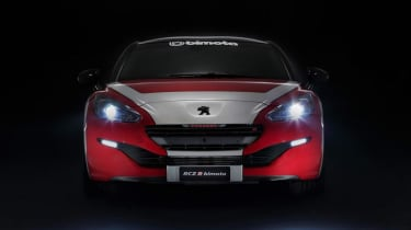HID headlamps are included
