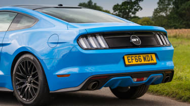 Ford Mustang GT - Rear