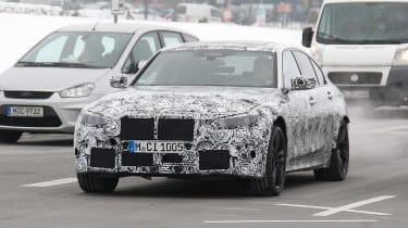 BMW M3 SPY - front