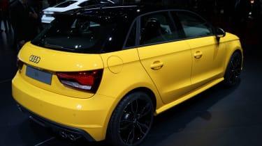 Audi S1 Quattro revealed: Geneva 2014